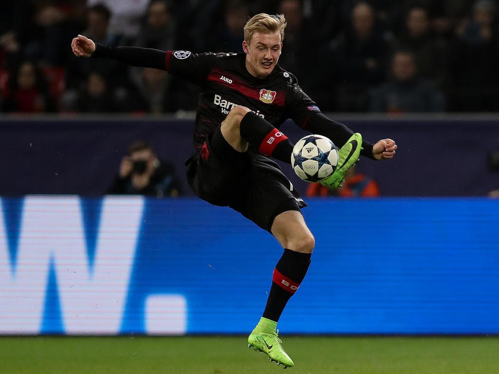 Julian Brandt soll bei Real Madrid hoch im Kurs stehen