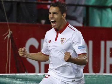 Ben Yedder celebrando un gol (Foto: Getty)