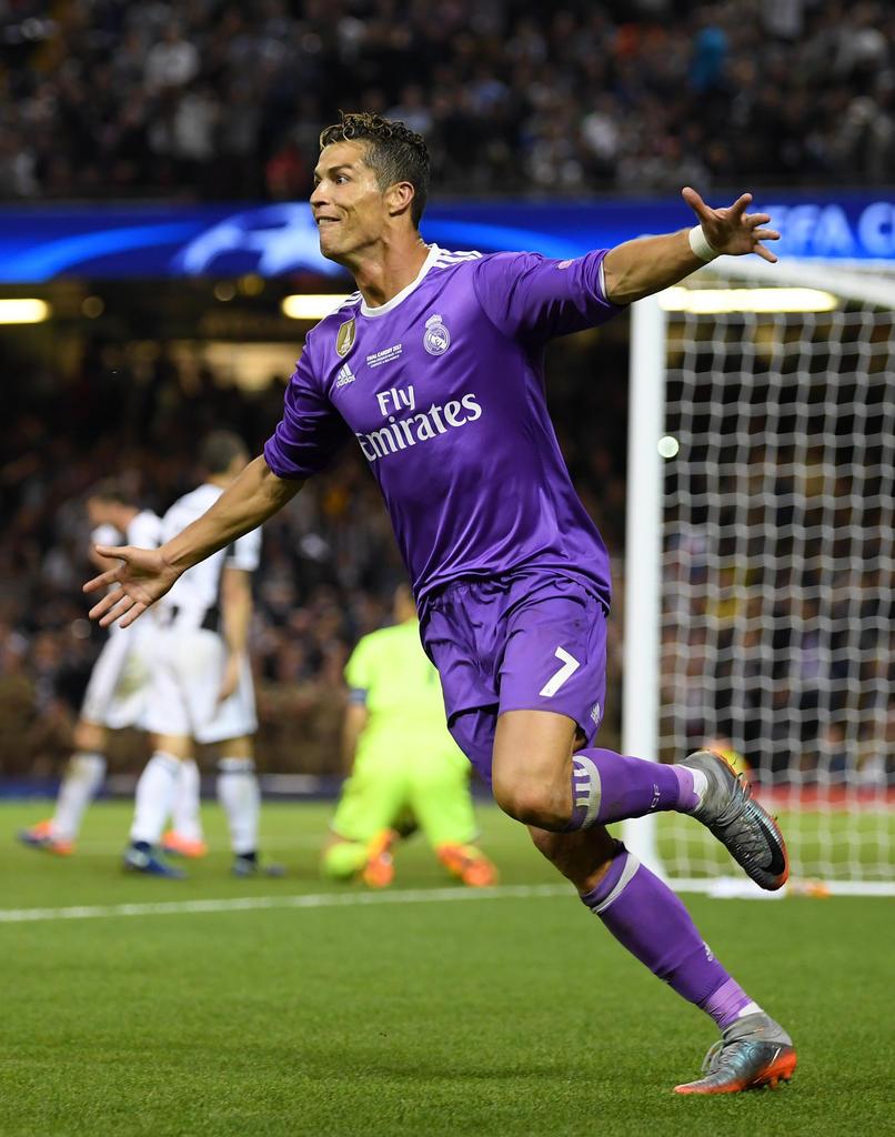 Cristiano Ronaldo (Real Madrid)