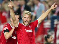 Matchwinner im Kellerduell: Sebastian Andersson