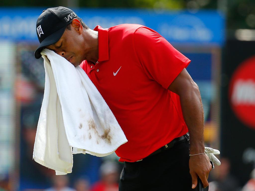 Tiger Woods ist laut Manager Mark Steinberg voll im Plan