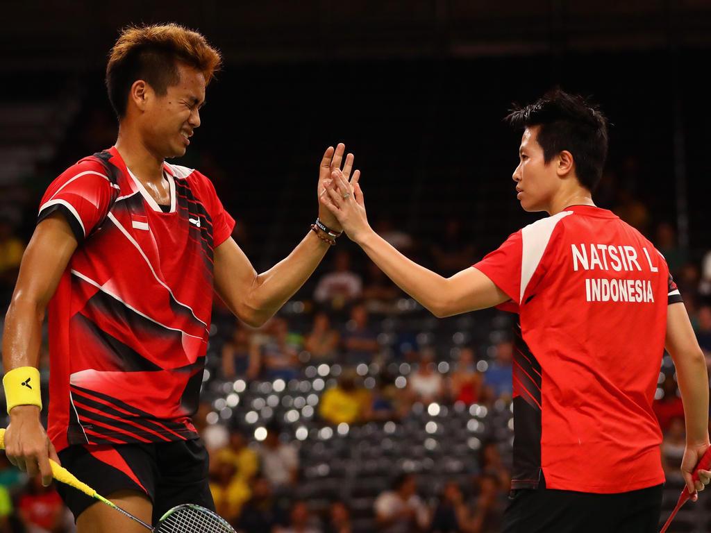 Badminton Erstes Rio Gold für Indonesien