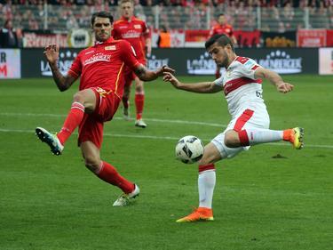 Der VfB und Union verpassten den Sieg im direkten Duell