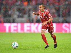 Rafinha darf den FC Bayern nicht verlassen
