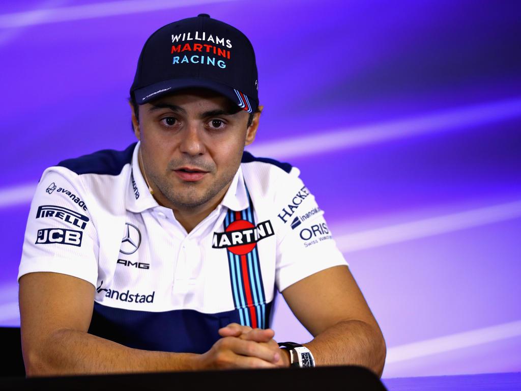 Schäumender Lokalmatador: Felipe Massa war nach dem Qualifying außer sich