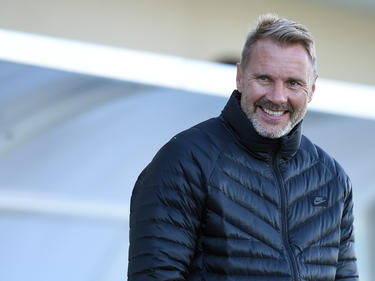Austria-Trainer Thorsten Fink hat ein Talent zu Gast