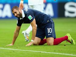 Benzema no disputó la última Eurocopa de su país. (Foto: Getty)