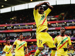 Adama Traoré, de Malí, fue elegido mejor jugador del Mundial Sub-20. (Foto: Getty)