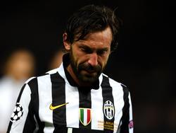 Andrea Pirlo verließ Juve nach dem Champions-League-Finale