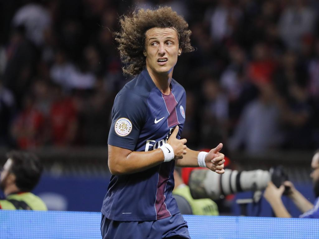 David Luiz vor Rückkehr nach London?
