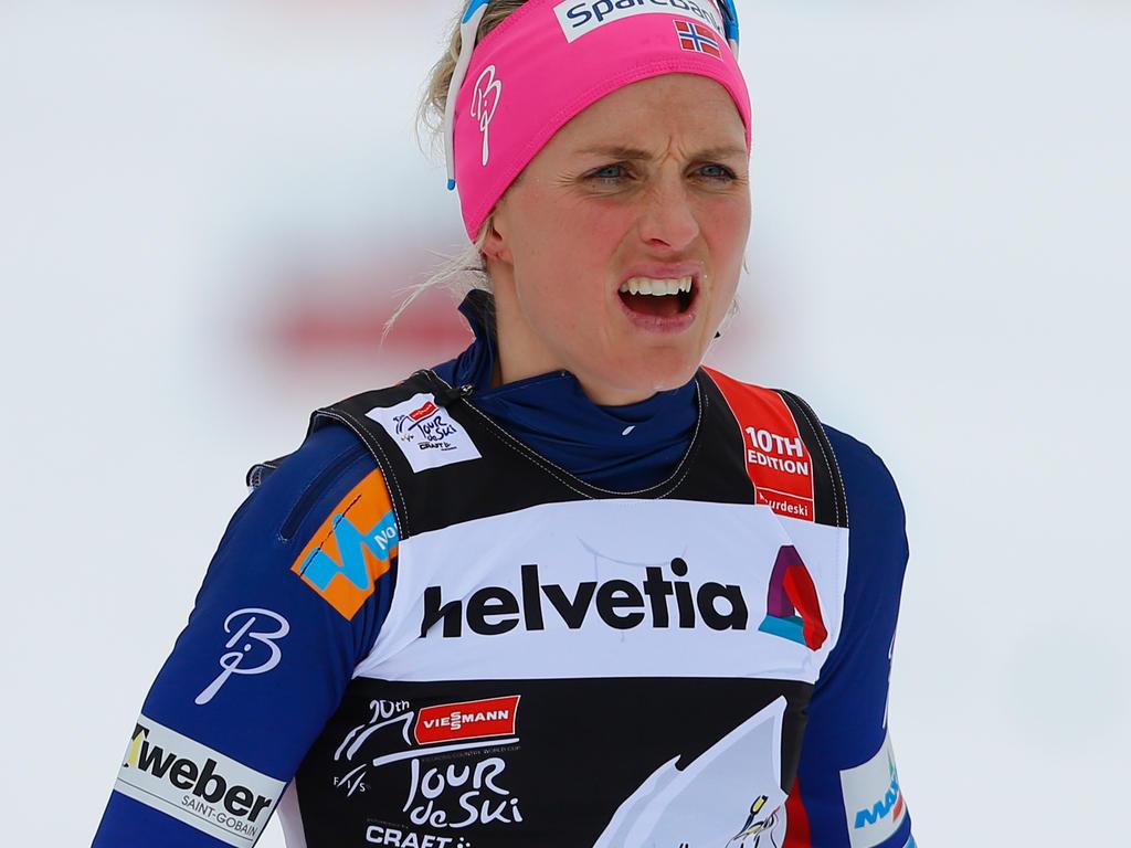 Therese Johaug verspricht ihre Rückkehr