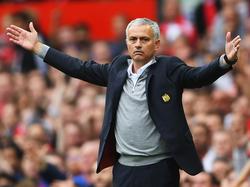 Nach drei Unentschieden in Serie, hofft Mourinho auf einen Sieg gegen Chelsea