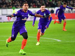 Serge Gnabry soll auf der Wunschliste der TSG Hoffenheim stehen