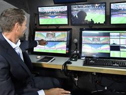 In Köln werden die Video-Assistenten sitzen