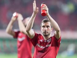 Markus Suttner will zurück in die Bundesliga - Ingolstadt auch?
