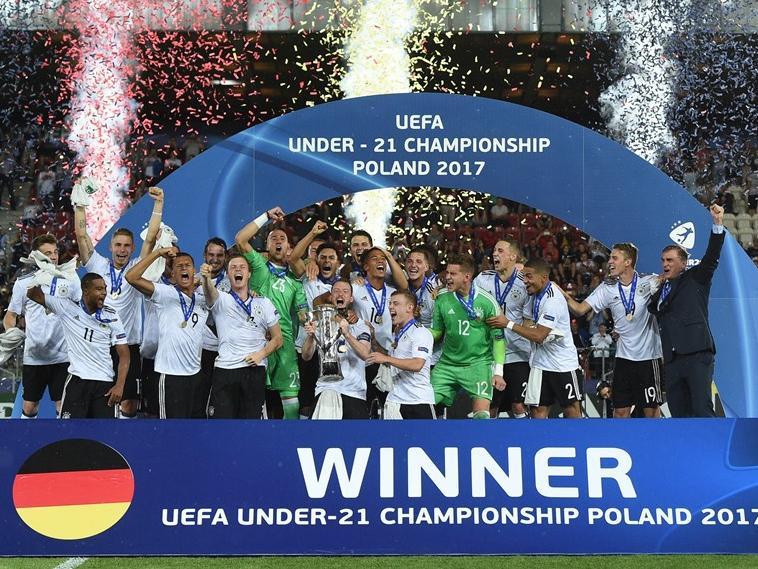 U21-EM: Deutschland gegen Spanien live im TV und Live-Stream