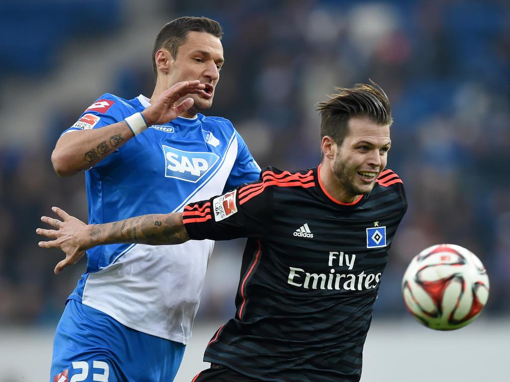 HSV reagiert auf Verletzungen und verpflichtet Salihovic