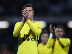 Julian Draxler will sich bei Paris Saint-Germain durchsetzen