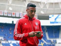 Bewusste Entscheidung für den FC Bayern: Corentin Tolisso ist glücklich in München