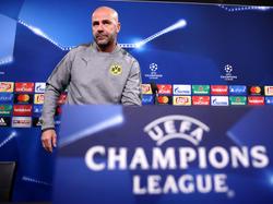 Peter Bosz vor dem Champions-League-Duell mit Tottenham