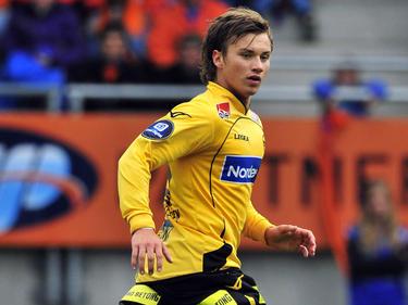 Seine Profikarriere begann Fredrik Gulbrandsen bei Lillestrøm SK