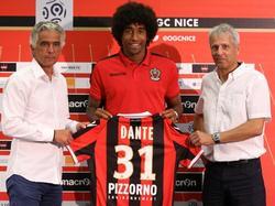 Dante will in Nizza voll durchstarten Quelle: @ogcnice Twitter