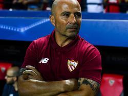 Jorge Sampaoli dejará el Sevilla para entrenar a la albiceleste (Foto: Getty)