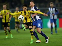 Bartra und der BVB stehen im Viertelfinale des DFB-Pokals