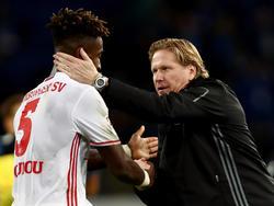 Johan Djourou droht nach seiner Kritik an Markus Gisdol das Aus
