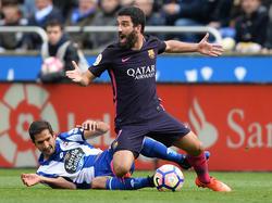 Arda Turan fällt vorerst beim FC Barcelona aus