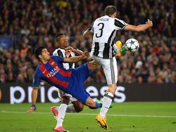 Juventus Turin kegelt den FC Barcelona aus der Champions League