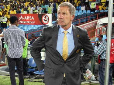 """Stuart Baxter trainierte die """"Bafana bafana"""" bereits 2004/05"""