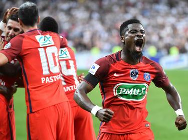 El gol en el descuento dio la victoria al PSG (Foto: Getty)