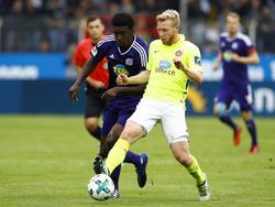 Gleich vier Treffer musste Osnabrück gegen Wehen Wiesbaden schlucken