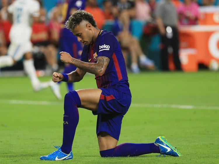 Barça fordert von Neymar 8,5 Millionen Euro zurück