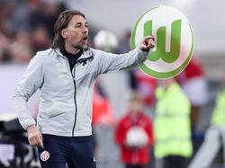 Martin Schmidt übernimmt ab sofort in Wolfsburg