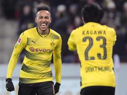 Borussia Dortmund schlägt 1899 Hoffenheim
