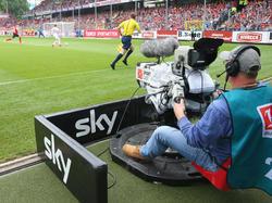 Die Bundesliga-Rechte für die Spielzeiten 2017/18 bis 2020/21 werden versteigert