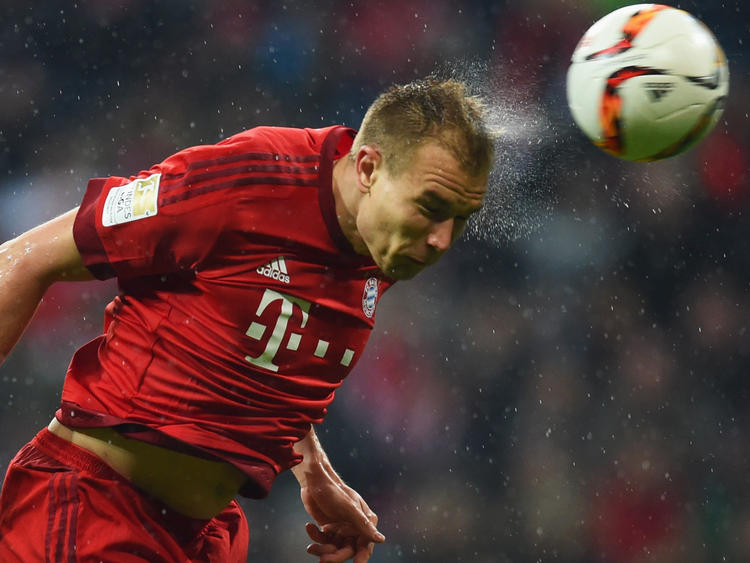 Schon wieder verletzt: Holger Badstuber