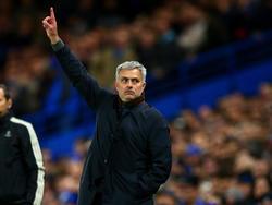 José Mourinho soll Manchester United wieder nach oben führen