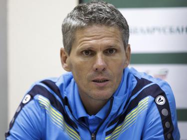 WAC-Coach Kühbauer ist selbstbewusst, warnt aber auch vor einer verfrühten Euphorie