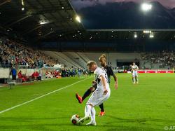 Altach hat sich gegen Guimarães eine gute Ausgangslage verschafft