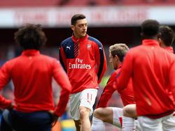 Mesut Özil würde isch über Verstärkungen freuen