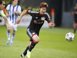 Kehrt Heung-Min Son in die Bundesliga zurück?