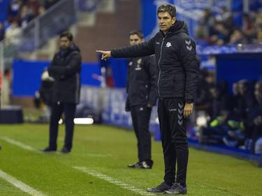 El hasta hoy entrenador argentino del Alavés, Mauricio Pellegrino. (Foto: Imago)