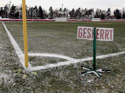 Widrige Bedingungen zwingen den 1. FC Nürnberg zur Flucht gen Süden