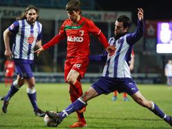 Moritz Leitner schürte bereits im Jahr 2011 die Schuhe für den FCA