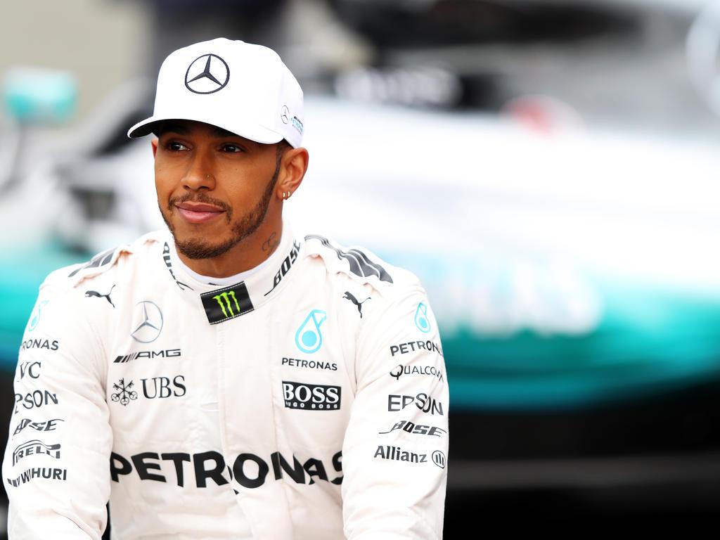 Lewis Hamilton freut sich auf die neue Saison