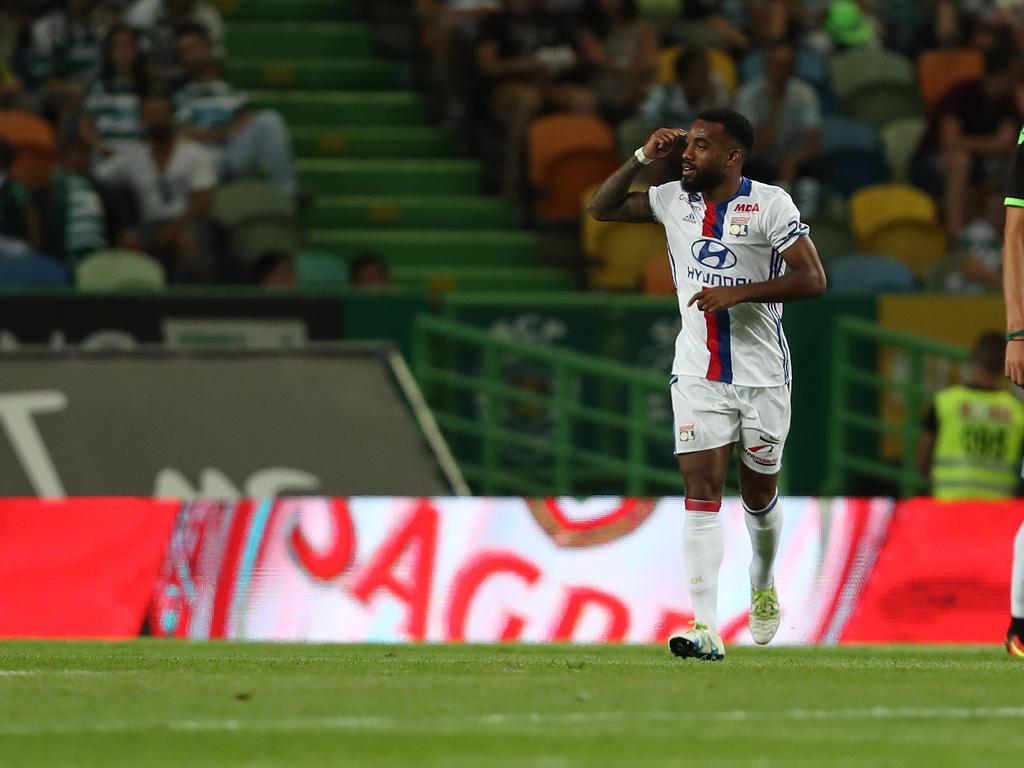 Olympique Lyon: Alexandre Lacazette verkündet Abschied im Sommer