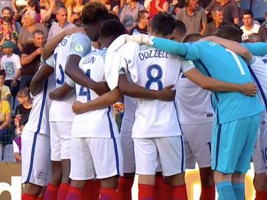 Die englische U19 ist Europameister